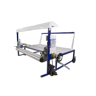 Industrial flooring machine
